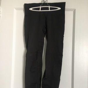Dark gray Lululemon leggings